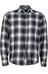 Marmot Fairfax overhemd en blouse lange mouwen Heren wit/zwart
